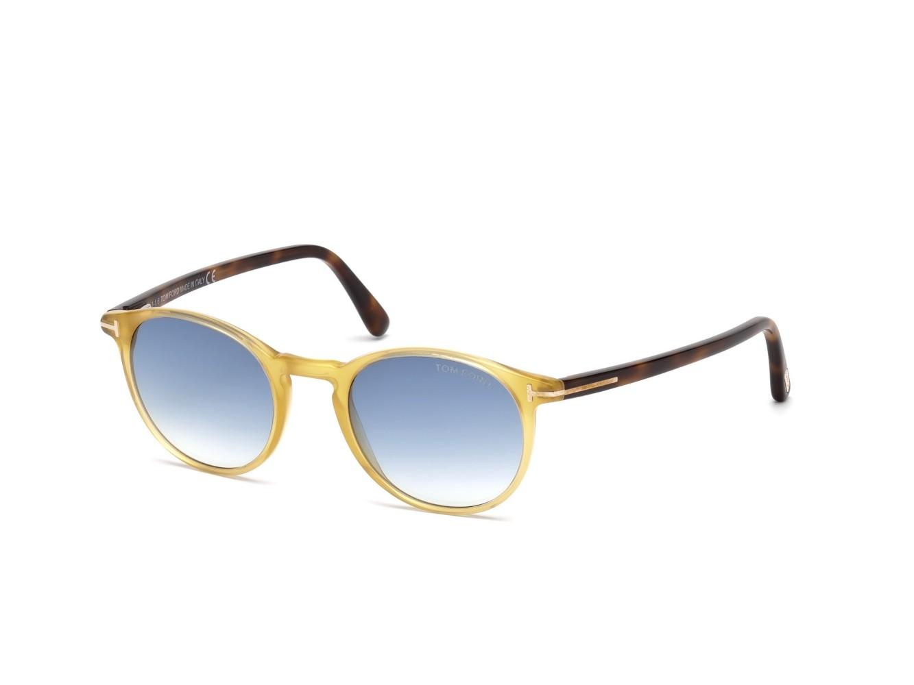 Occhiali da Sole Tom Ford Andrea 02 FT0539 (52F) Uomo