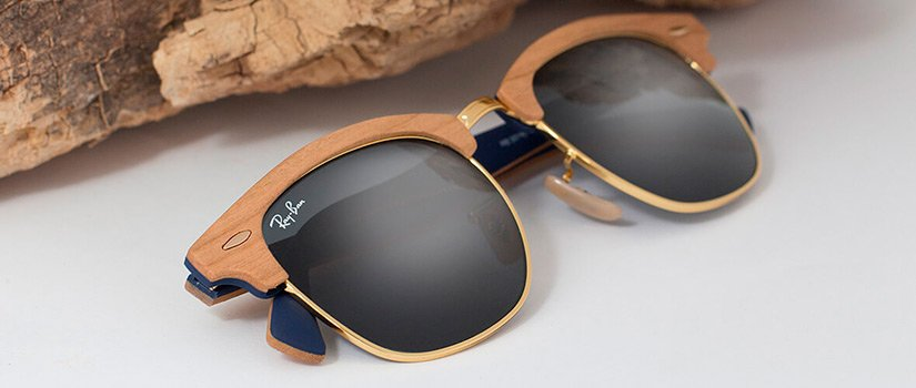 Clubmaster Wood